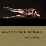 Alonzo King Lines Ballet Calendar 2014