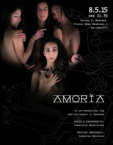 Amoria Locandina