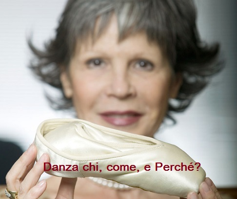 """""""Danza chi, come e perché?"""" - La Posta di Anna Maria Prina"""