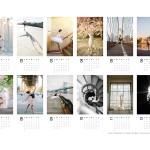 Anne Wu Photograhpy Wall Calendar 2014