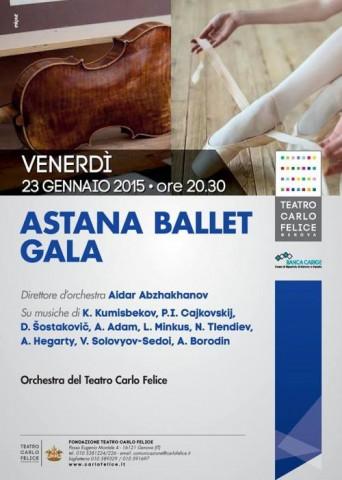 Astana Ballet Gala