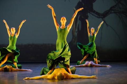 Ballet of Gyor Carmina Burana