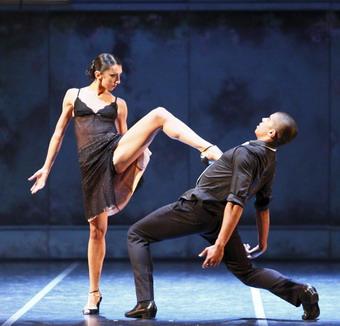 Balletto di Roma ContemporaryTango
