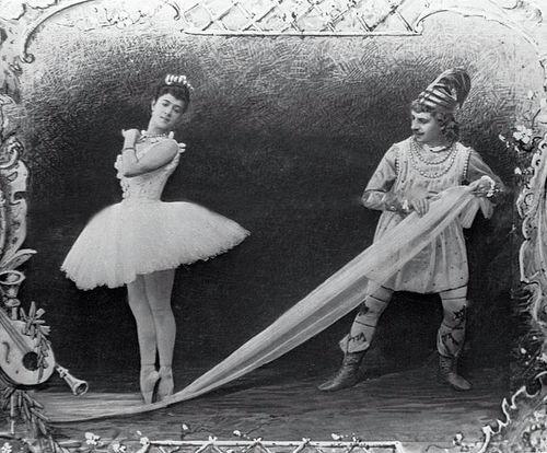 Antonietta Dell'Era e Pavel Gerdt