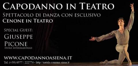 Capodanno Balletto Siena