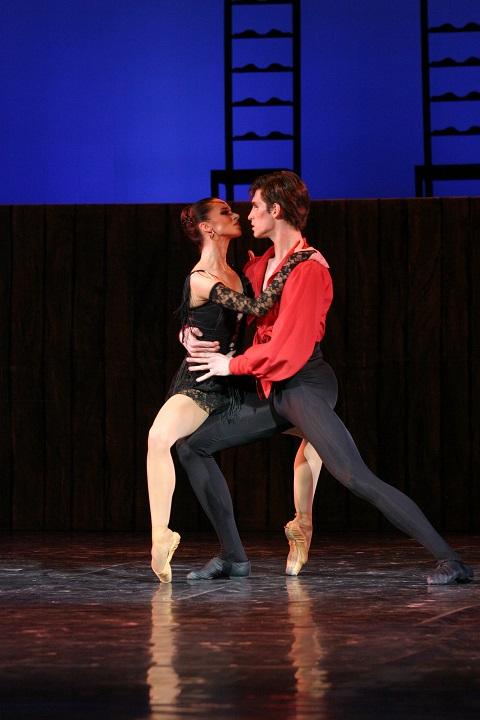 Carmen-suite Opera di Kiev