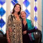 Caroline of Monaco and Alicia Alonso ph.Nancy Reyes