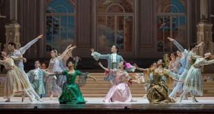 """""""Cenerentola"""": un allestimento fiabesco ma moderno al Teatro San Carlo di Napoli"""