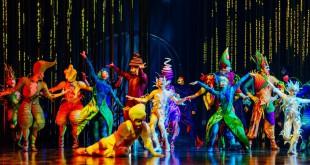 """Il Cirque du Soleil fa sognare Bologna con """"Varekai"""""""