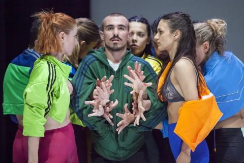 """Il """"Bolero"""" del CollettivO CineticO debutta a Civitanova Danza"""