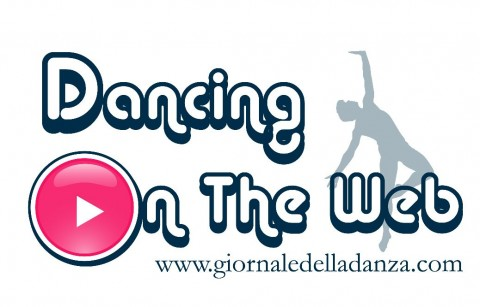 DANCING ON THE WEB LOGO MD