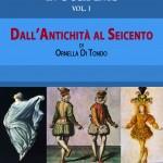 Dall'Antichità al Seicento - Copertina