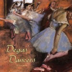 Degas Dancers Calendar 2014