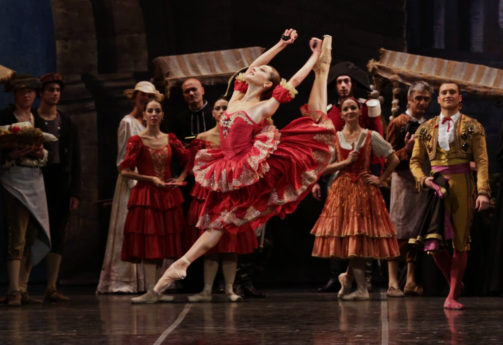 Don Chisciotte - Nicoletta Manni - ph Brescia-Amisano Teatro alla Scala K65A1858