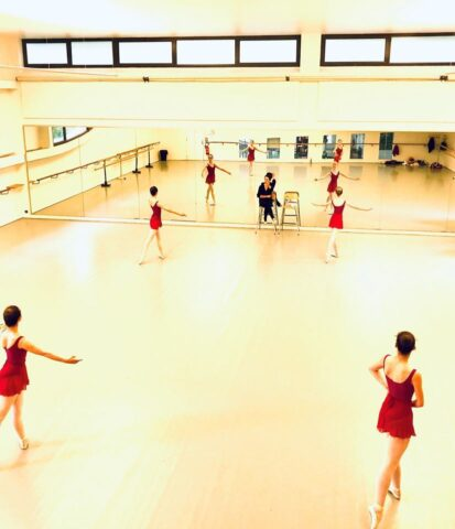 Ecole de Danse de l'Opéra National de Paris