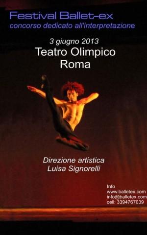 Festival Ballet ex 2013