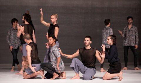 Figure a Sea - Deborah Hay - Cullberg Ballet