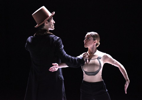 """""""Nijinski"""": la vita di un folle genio danzata dalla Gauthier Dance"""