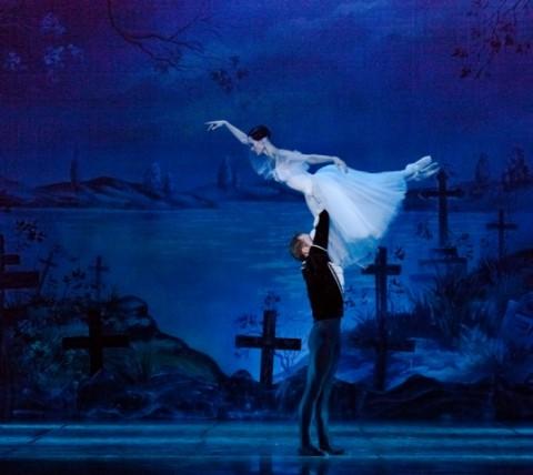 Giselle balletto di mosca le classique@