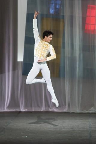 Isaac - Don Chisciotte di Laurent Hilaire - Ph.Yasuko Kageyama