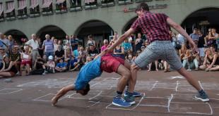 La danza urbana invade Bologna ancora una volta!