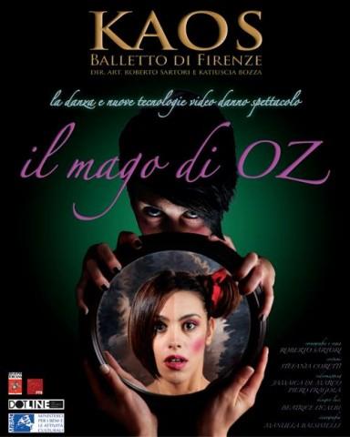 Kaos Balletto di Firenze Il Mago di Oz