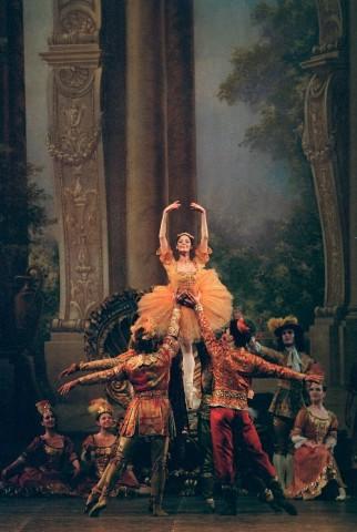 La Bella Addormentata ( R. Nureyev )©Teatro alla Scala