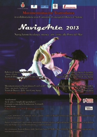 Locandina NavigArte