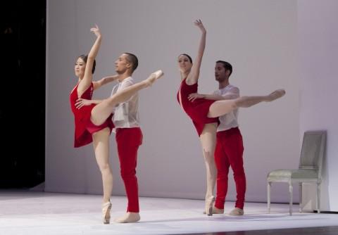 Mainz Ballet Il Lago dei cigni