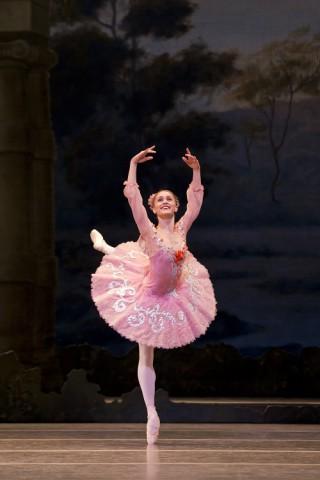 THE SLEEPING BEAUTY ; Royal Ballet ; October 2011