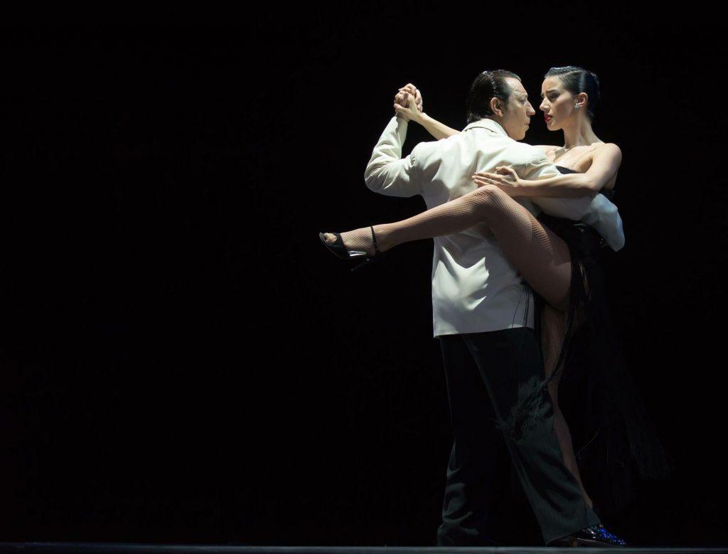 Festival del Tango - Miguel Angel Zotto e Daiana Guspero