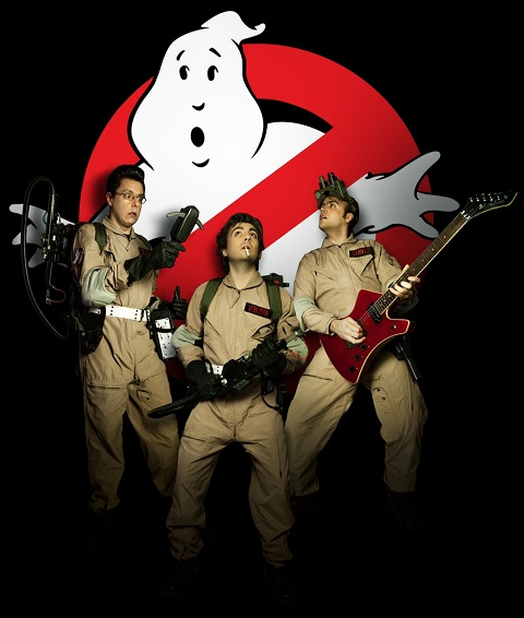 Musical-Ghostbuster