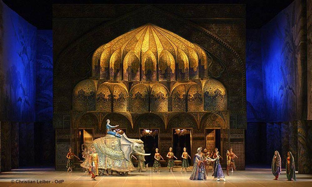 Opéra de Paris- La Bayadère