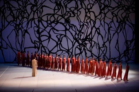 Orfeo ed Euridice -  San Carlo Napoli