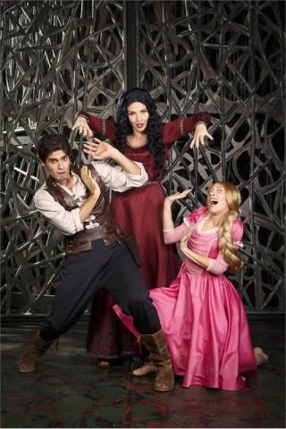 Produzione Teatro Brancaccio_Rapunzel il Musical © Vanity fair Courtesy press office