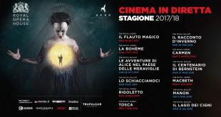 Nexo Digital: al via la nuova stagione 2017-2018 della Royal Opera House al cinema