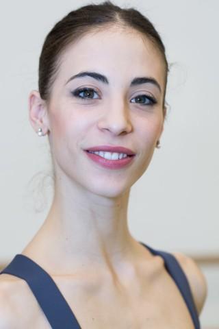 Rebecca Bianchi primo piano -Ph. Yasuko Kageyama