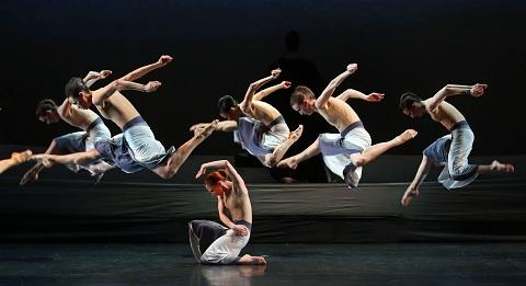Rite of spring Marta Graham Dance Company Copyright Andrea Mohin