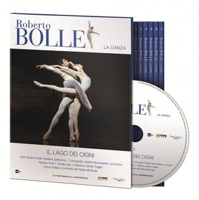 Roberto Bolle e la sua danza