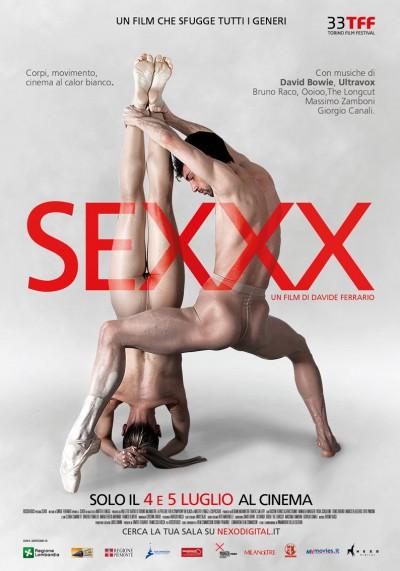 Dalla coreografia di Matteo Levaggi arriva al cinema SEXXX, il film che ha conquistato Madonna