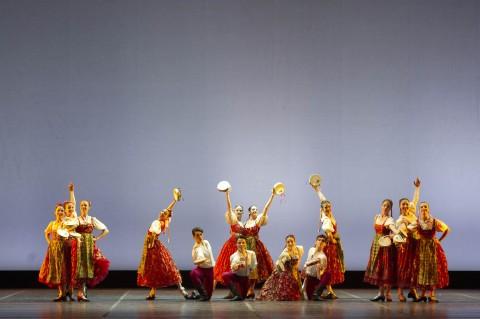 Scuola Ballo San Carlo - Foto Francesco Squeglia