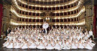 Scuola di Ballo del Teatro San Carlo