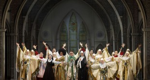 """Sister Act - Il Musical"" approda a Milano"