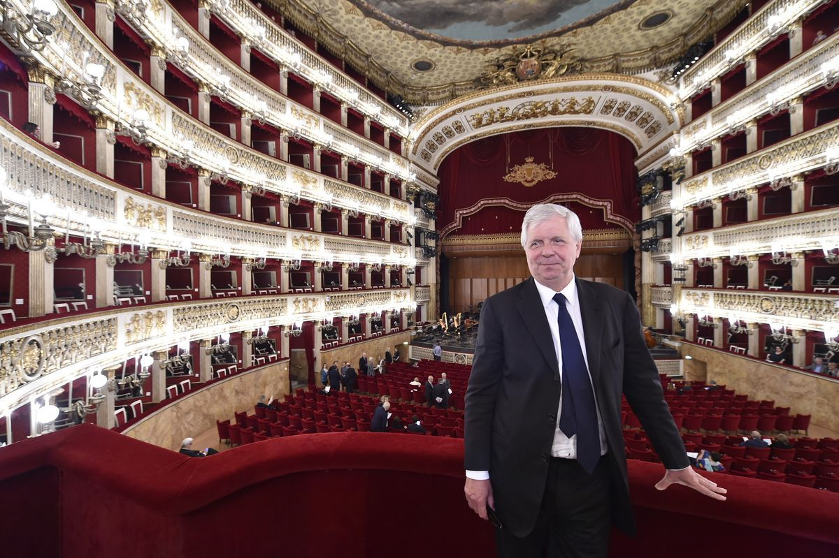 Teatro San Carlo - Stéphane Lissner