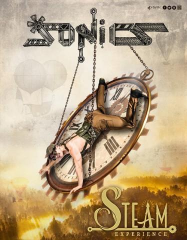 Steam Manifesto SONICS