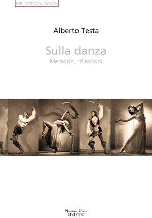 Sulla danza. Memorie e riflessioni - Copertina