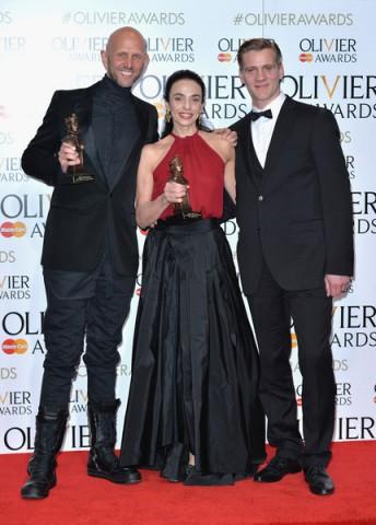 Wayne McGregor e Alessandra Ferri