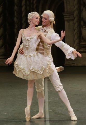 bella addormentata - Svetlana Zakharova e Jacopo Tissi ph Brescia e Amisano Teatro alla Scala K65A2558 xx