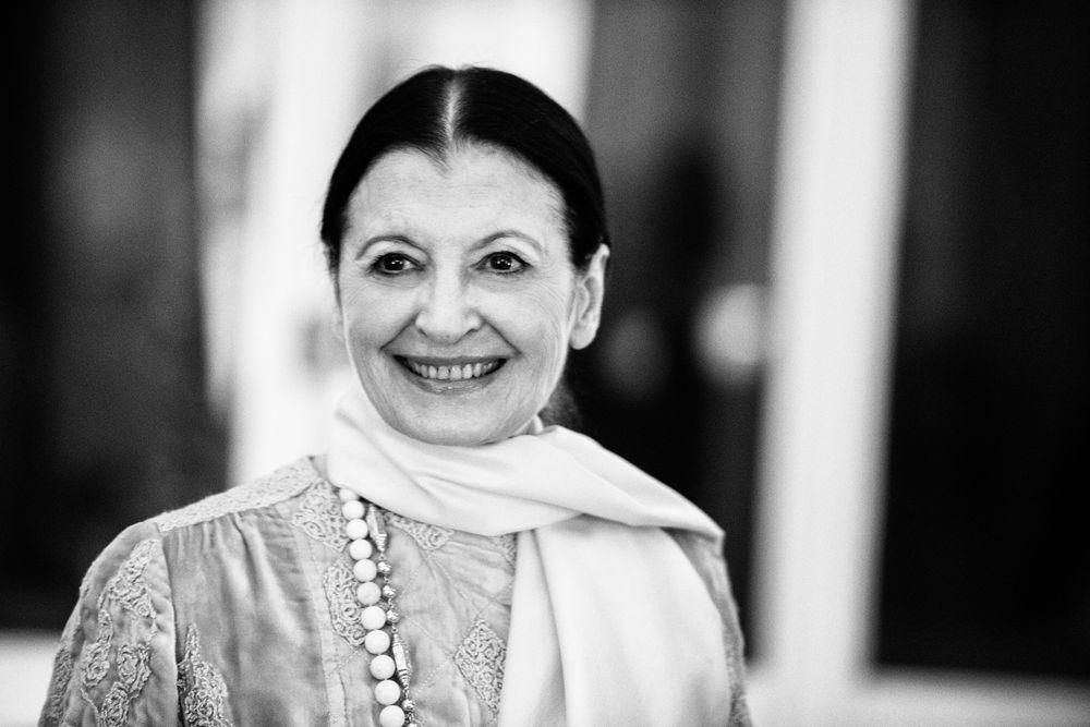 """""""La Musa della danza, Auguri Carla!"""": Il Teatro San Carlo di Napoli omaggia Carla Fracci"""