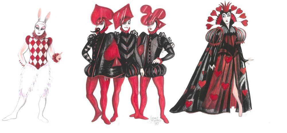 PROSPETTIVE01 – Flash Mob Alice in Wonderland